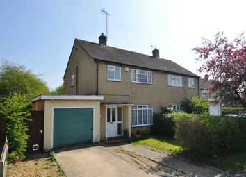 Thumbnail 3 bedroom semi-detached house for sale in Linkfield, Welwyn Garden City, Hertfordshire