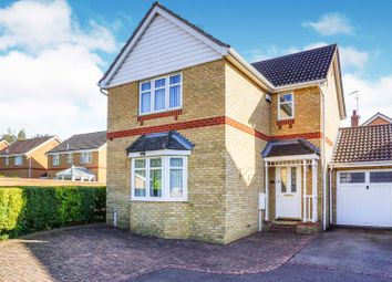 3 bed detached house for sale in Thurston Drive, Kettering NN15