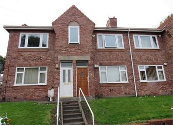 Thumbnail 2 bed flat for sale in Poplar Crescent, Dunston, Gateshead.