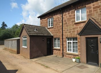 Thumbnail 2 bedroom semi-detached house to rent in Kennford, Exeter