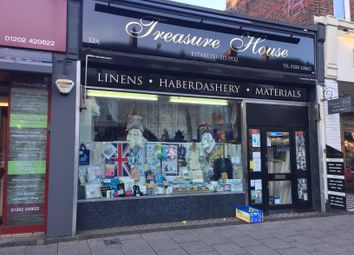 Thumbnail Commercial property for sale in Retail Shop, Bournemouth
