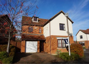 5 bed detached house for sale in Clare Croft, Milton Keynes MK10