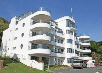Thumbnail 2 bed flat to rent in La Rue De La Valeuse, St. Brelade, Jersey