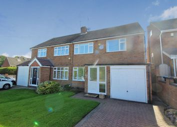 Thumbnail 3 bedroom semi-detached house for sale in Ettington Road, Coventry