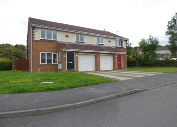 Thumbnail 3 bed property to rent in Fox Covert, Spennymoor