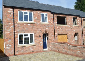 Thumbnail 4 bed property to rent in Queen Street, Middlewich