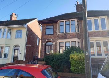 3 bed semi-detached house to rent in Oregon Avenue, Blackpool, Lancashire FY3