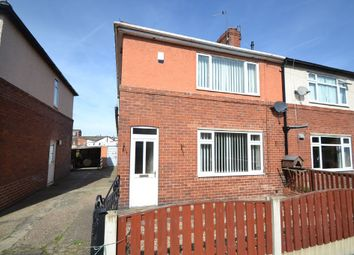Thumbnail 3 bed semi-detached house for sale in Princess Avenue, South Elmsall, Pontefract