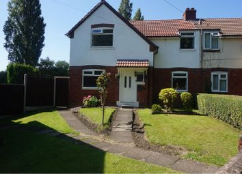 Thumbnail 3 bed semi-detached house for sale in Manor Road, Smethwick