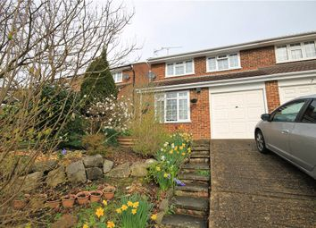 Thumbnail 3 bed semi-detached house for sale in Paul Close, Aldershot, Hampshire