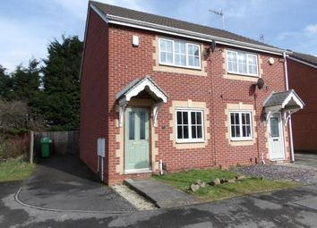 Thumbnail 2 bed semi-detached house for sale in Meadow Brown Road, Bobbersmill, Nottinghamshire