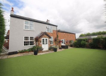 Thumbnail 5 bed farmhouse for sale in Leigh Road, Hindley Green, Wigan