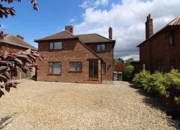 Thumbnail 3 bed detached house for sale in Cromer Road, Norwich