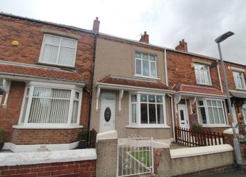 Thumbnail 2 bed terraced house for sale in William Street, Blyth