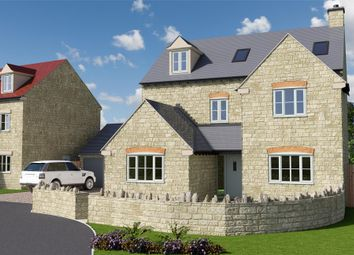 Thumbnail 5 bed detached house for sale in Maple House, Plot 1, The Hollows, Long Compton, Shipston-On-Stour