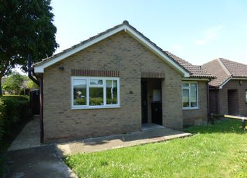 Thumbnail 2 bedroom terraced bungalow for sale in Chequers Lane, Papworth Everard, Cambridge