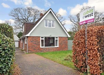 Thumbnail 3 bed detached house for sale in Park Crescent, Emsworth, Hampshire