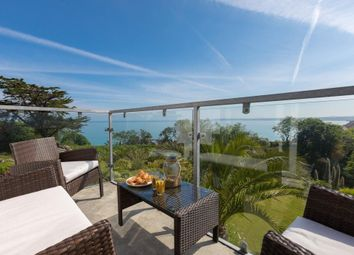 Thumbnail 2 bedroom flat for sale in Godrevy Court, Carbis Bay, St. Ives, Cornwall