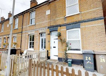 Thumbnail 2 bed end terrace house for sale in Rochford Road, Chelmsford