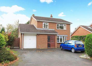 Thumbnail 3 bed detached house for sale in Rodington Heath, Rodington, Shrewsbury