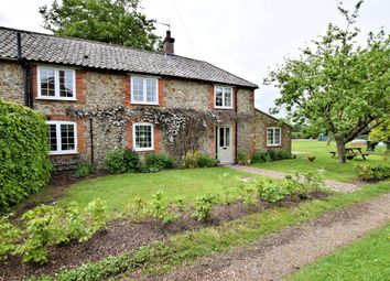 Thumbnail 4 bed cottage to rent in Mill Road, Bintree, Dereham