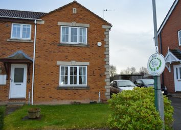 Thumbnail 2 bed town house to rent in Parklands Drive, Horbury