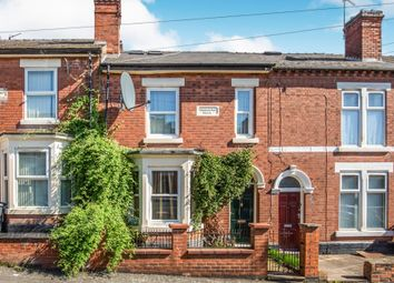 3 bed terraced house for sale in Salisbury Street, Derby DE23