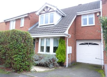 Thumbnail 3 bed terraced house to rent in Damaskfield, Warndon, Worcester