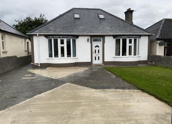 3 bed bungalow for sale in The Meads, 32 Pembroke Road, Haverfordwest SA61