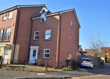 Thumbnail 3 bed semi-detached house for sale in Kingfisher Way, Loughborough