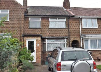 Thumbnail 3 bedroom terraced house for sale in Salcot Crescent, New Addington, Croydon