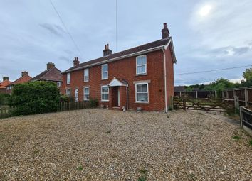 Thumbnail 3 bed semi-detached house for sale in Hungate Street, Aylsham, Norwich