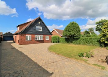 Thumbnail 3 bed detached house for sale in Wivenhoe Road, Alresford, Colchester, Essex