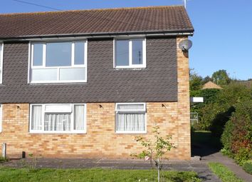 Thumbnail 2 bedroom flat to rent in St. Winifreds Close, Dinas Powys