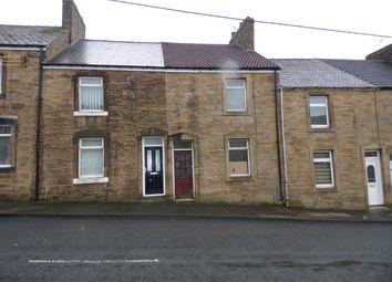 Thumbnail 2 bedroom terraced house for sale in Park Road, Blackhill, Consett