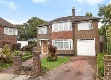Thumbnail 5 bed detached house for sale in Rathgar Close, Finchley