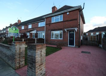Thumbnail 3 bed end terrace house for sale in Wheatley Hall Road, Doncaster