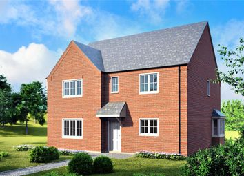 Thumbnail 2 bed semi-detached house for sale in Flaxwell Fields, Lincoln Road, Ruskington, Sleaford