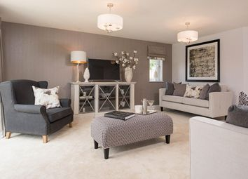 "Thumbnail 5 bedroom detached house for sale in ""Glidewell"" at Caistor Lane, Poringland, Norwich"