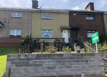 Thumbnail 3 bedroom terraced house for sale in Gomer Road, Townhill, Swansea