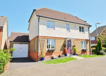 Thumbnail 3 bed detached house for sale in Tregony Road, Farnborough, Orpington