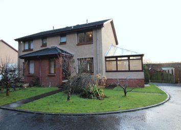 Thumbnail 3 bed semi-detached house for sale in Linwell Court, Kinghorn Road, Burntisland