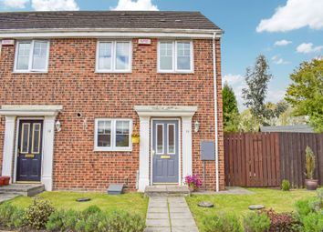 Thumbnail 3 bed semi-detached house for sale in Skendleby Drive, Kenton, Newcastle Upon Tyne