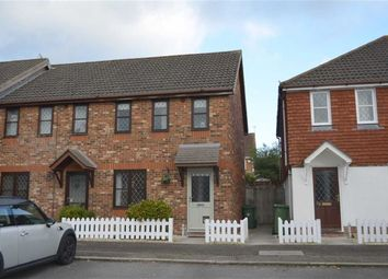 Thumbnail 2 bedroom end terrace house for sale in Hebbecastle Down - Warfield, Bracknell, Berkshire