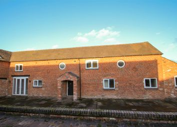 Thumbnail 4 bed barn conversion to rent in Nantwich Road, Audley, Stoke-On-Trent