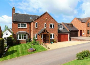 Thumbnail 4 bed detached house for sale in Snowberry, Nursery Close, Bradley, Stafford