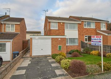 3 bed semi-detached house for sale in Hereford Close, Barwell, Leicester LE9