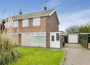 Thumbnail 3 bedroom semi-detached house for sale in Westwood Avenue, Lowestoft