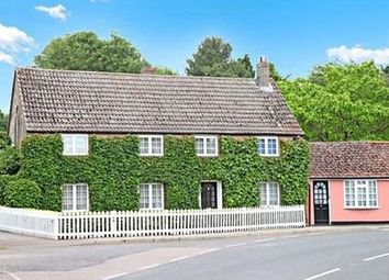 Thumbnail 4 bed detached house for sale in High Street, Lakenheath, Suffolk, Suffolk