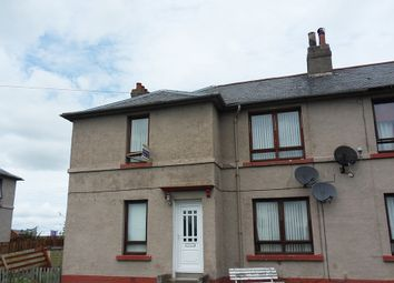 Thumbnail 2 bed flat for sale in Northfield Terrace, Chirnside